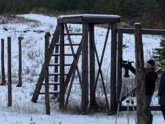 Бутафорский финский концлагерь в Карелии откроет свои двери в эти выходные