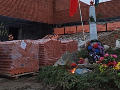 В Минстрое Карелии объяснили, зачем во второй раз снесли памятный знак Яше Степанов