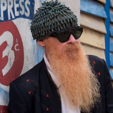 Hardware-The Making of an Album: Billy F Gibbons Tells His Story
