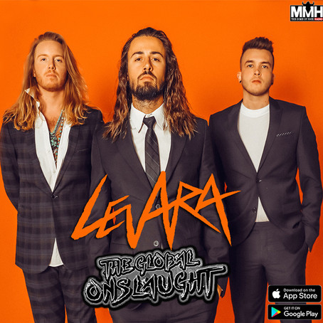 Levara release their debut self-titled album 14th May 2021
