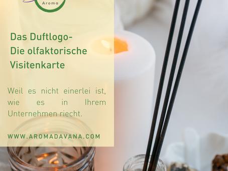 Duftlogo-Ihr Unternehmen olfaktorisch dargestellt