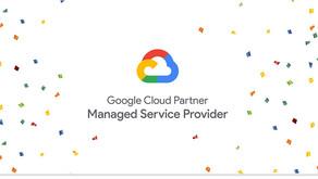 MediaAgility es reconocido como Proveedor de Servicios Administrados en la nube de Google