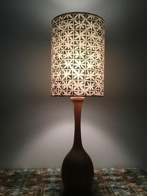Kuti Lamp - Black