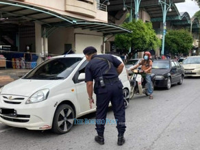 Applications open today for police permit for Sibu essential services work related travel