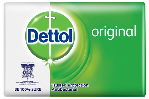 DETTOL ORIGINAL 3 PIECES