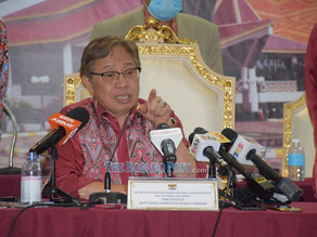 GPS will contest all state seats, says Abang Johari on possibility of PN entering S'wak polls