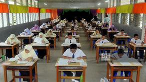 Buat ujian khas pilih pelajar ke sekolah berasrama penuh