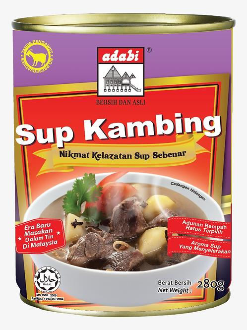SUP KAMBING ADABI (280G)