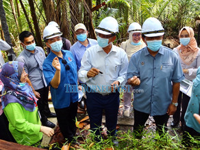 State govt plans to turn Kampung Santubong into archaeological town – Abdul Karim