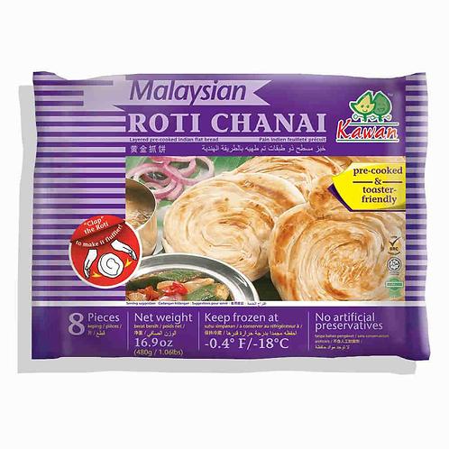 MALAYSIAN ROTI CHANAI (8 PIECES)