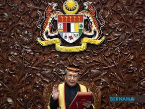 Rais Yatim new senate president