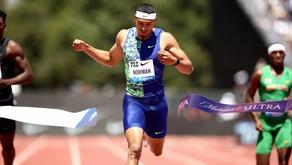 Norman catat masa terpantas 100m tahun ini