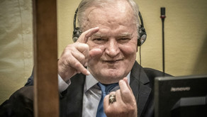Life sentence upheld for 'Butcher of Bosnia' Mladic