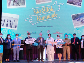 'Sia Sitok Sarawak' reflects efforts to revitalise tourism