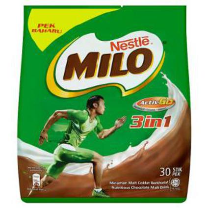 Milo 3 In1