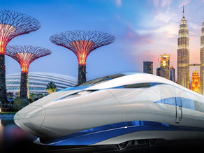 Malaysia, Singapore terminate HSR project after failing to reach agreement