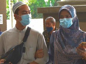 'Instafamous', suami dipenjara sehari, denda akibat rentas negeri