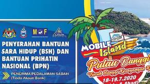 Program 'Mobile Island' bantu 368 penduduk kawasan pulau terima BSH, BPN 2020 secara tunai