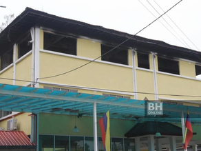 Bunuh 23 penghuni tahfiz: Remaja dipenjara selama perkenan Agong