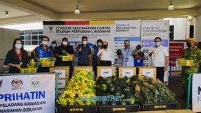 DCM: S'wak govt buys RM1.5 mln in goods from farmers, fishermen during pandemic