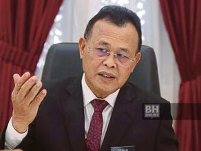 PH Johor sahkan bekas MB jumpa pemimpin AMANAH