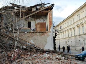 Croatia hit by 6.4 magnitude earthquake, leaving at least 7 dead