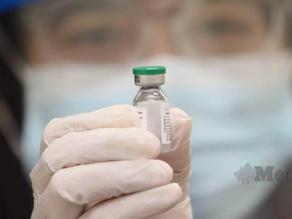'Maklumkan dulu sejarah penyakit' - Penerima vaksin Covid-19