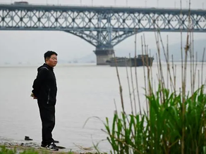 The Nanjing 'angel' helping China's desperate back from the brink