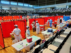 Those who have been vaccinated among Sarawak's daily Covid-19 cases – state CPRC