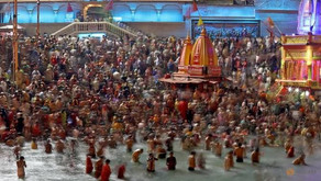 India's new COVID-19 infections hit record as Hindu devotees immerse in Ganges