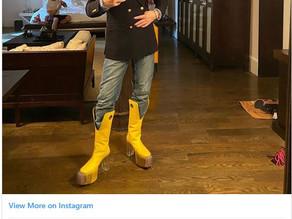 Marc Jacobs's Extreme Heels Spark Joy