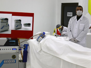 Turkey soon to launch mass production of nationally developed respirator, Altun says