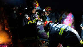21 runners dead as extreme weather hits China ultramarathon