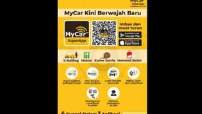 MyCar perkenal aplikasi baharu 'MyCar Super App'
