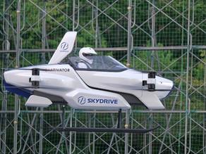 Jepun kuasai projek 'kereta terbang'