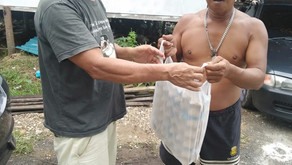 Yayasan Pillar Malaysia | Bantuan Makanan Dan Barang Asas Di Kampung Sungai Batu, Kuching