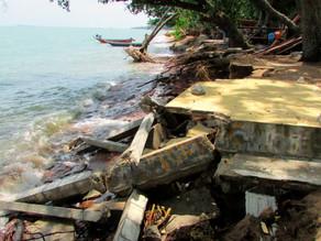CAP bimbang masalah hakisan pantai di Melaka semakin serius