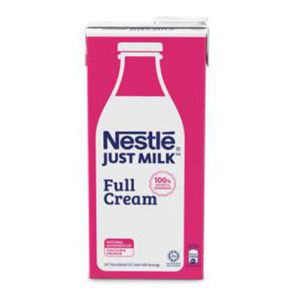 Nestle Just Milk 1L