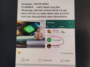 How WhatsApp's Status update escalated into fake news about scammers stealing your bank info