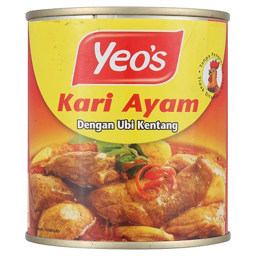 KARI AYAM YEOS (280G)