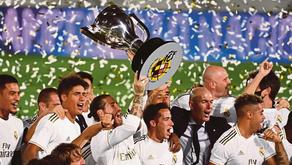 Real Madrid juara La Liga