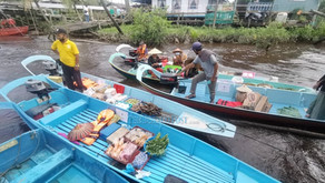 New floating market to be attraction for visitors in Tellian, says Yussibnosh