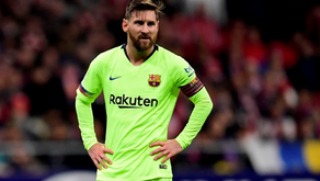 Messi boleh digantung, denda