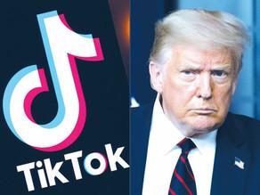 TikTok cabar keputusan Trump