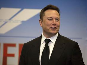 Elon Musk keempat terkaya di dunia