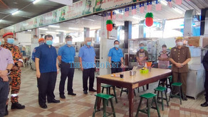 Covid-19: SOP compliance among Mirians still unsatisfactory, says Lee