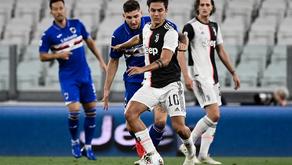 Juventus juara Serie A