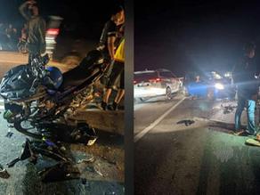 Pemandu sebabkan kematian cedera dipukul pengguna jalan raya