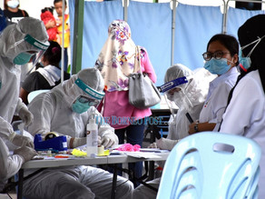 Covid-19: Health office urges those exposed to Pasai Cluster to get themselves tested