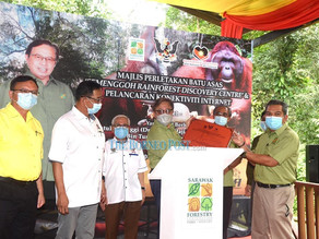 State govt pledges RM30 mln to upgrade Semenggoh Wildlife Centre, provide high-speed internet